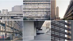 Utopia Photo Series Captures London's Brutalist Architecture