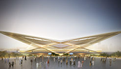 Weston Williamson+Partners Wins Competition for Dubai 2020 Rail Link