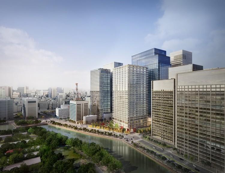 SOM inicia construcción de OH-1, uno de los proyectos de reconversión más grande en la historia de Tokio, © Methanoia
