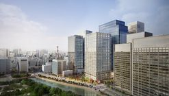 SOM Breaks Ground on One of the Largest Redevelopments in Tokyo's History