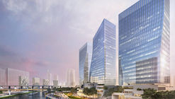 Sasaki Wins Competition to Reshape Shanghai's Suzhou Creek