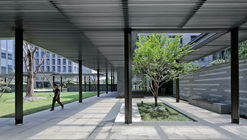 A Garden by the Side of a Wetland—Xixi International / GAD work
