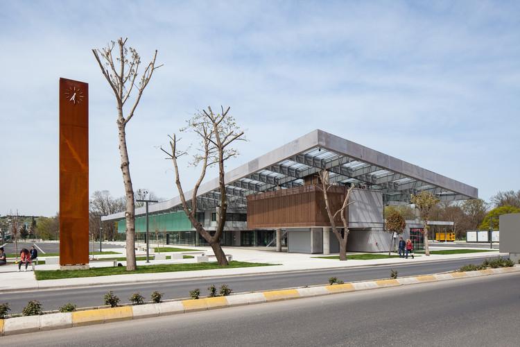 Estación de Autobuses Lüleburgaz  / Collective Architects & Rasa Studio, © Engin Gerçek