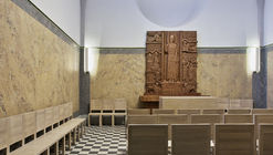 Szeged Cathedral Renovation / 3h architecture + Váncza Muvek Studio
