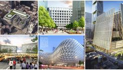 5 Teams Shortlisted for Redesign of New York City's Port Authority Bus Terminal