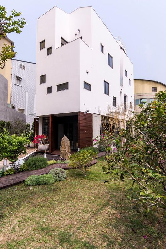Casa de piedras / Ospace Architects, © Tze-Chun Wei