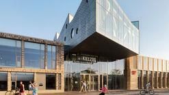 Het Kielzog Cultural and Municipal Complex  / De Zwarte Hond