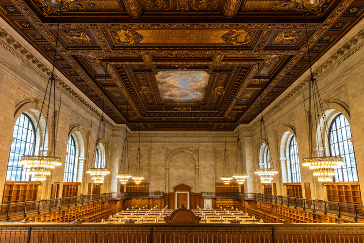 NYPL's Stunning Rose Main Reading Room to Open After Two-Year Renovation, © Max Touhey Photography