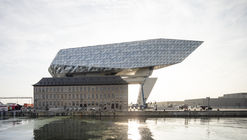 Zaha Hadid Architects' Antwerp Port House Photographed by Laurian Ghinitoiu