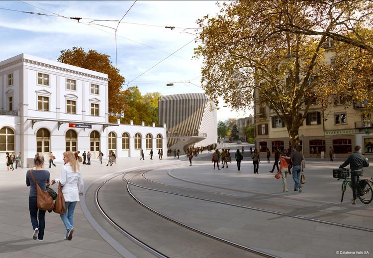 © Calatrava Valls SA