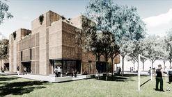 Mención honorífica Concurso de anteproyectos para la relocalización de viviendas en el Riachuelo - Barrio Orma / Buenos Aires