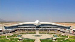 Bird-Shaped Ashgabat Airport Spreads its Wings in Turkmenistan