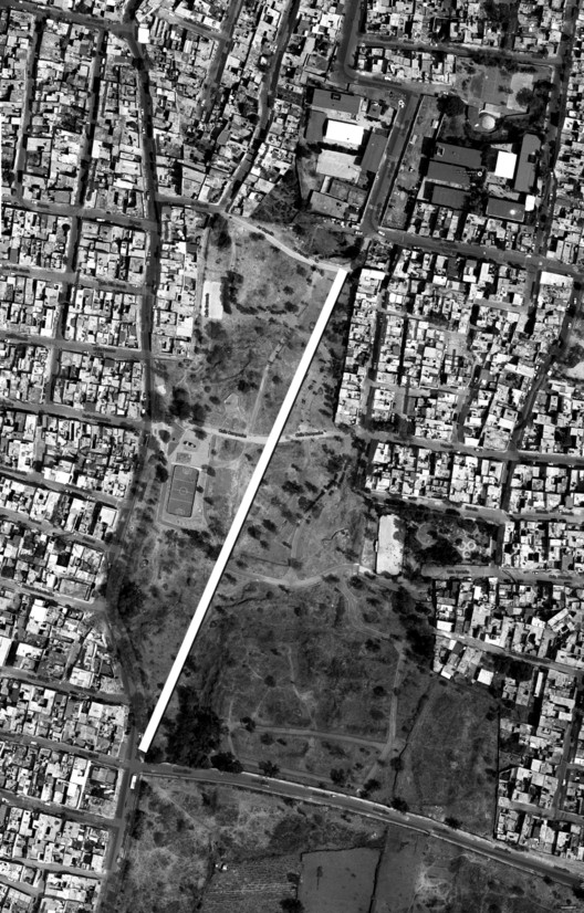 'Walk the line': la intervención urbana del Equipo de México presentada en la Bienal de Venecia 2016, Cortesía de Tatiana Bilbao Estudio