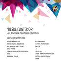 """Visitas a despachos de arquitectura: """"Desde el Interior"""" / Ciudad de México Design Colectivo"""