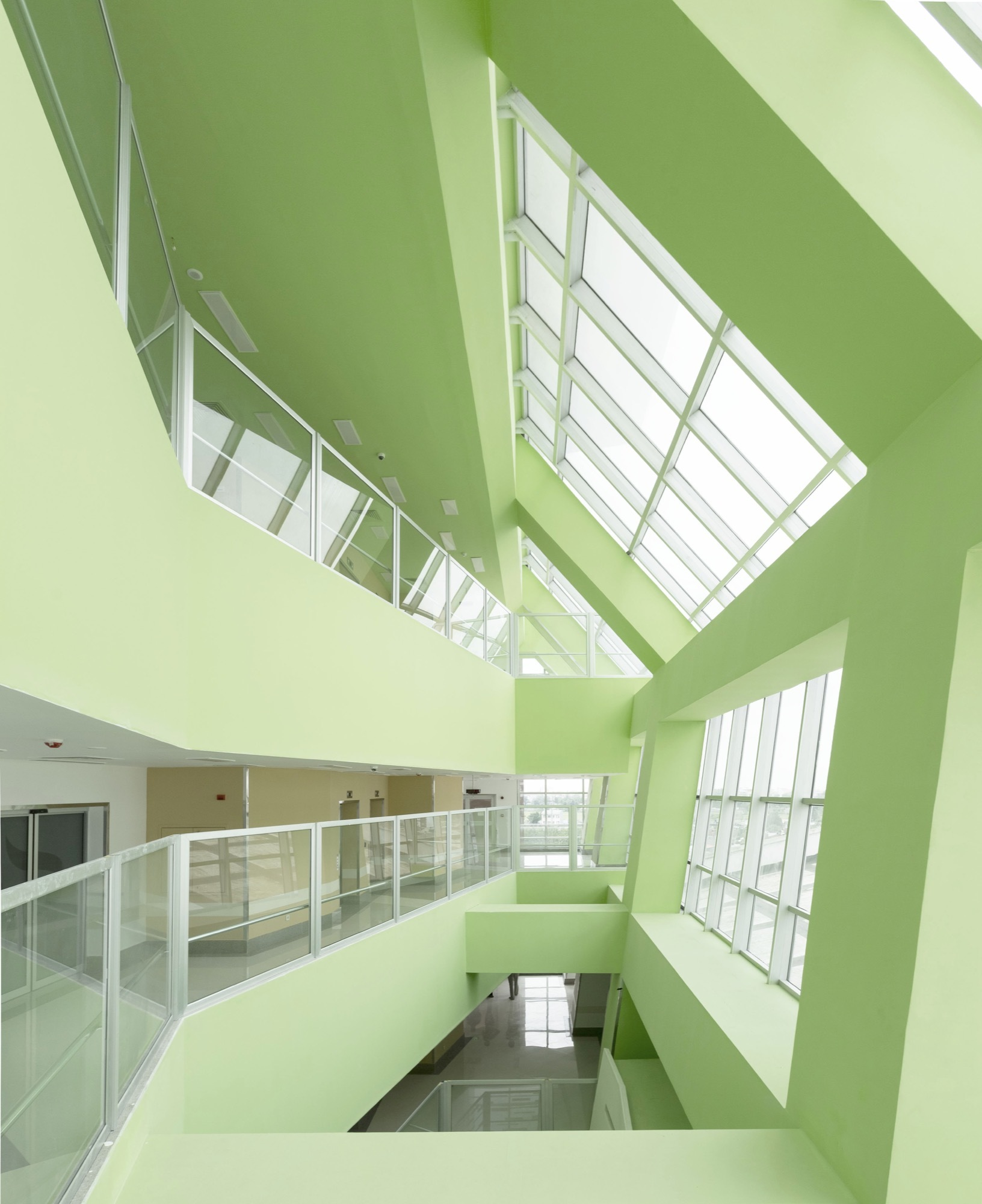 Gallery Of Pars Hospital New Wave Architecture 5