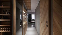 Jade Apartment / Ryan Lai Architects