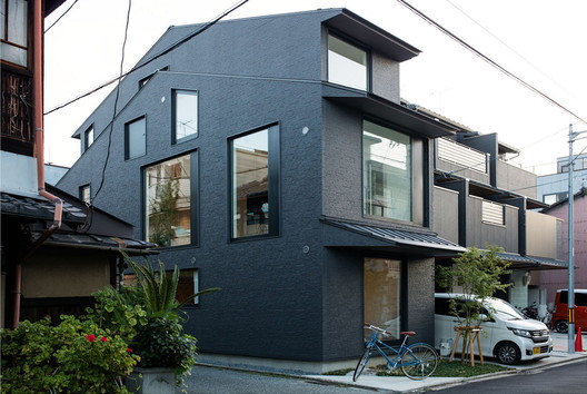 Kyoto Residence / EXH Design + Anoffice