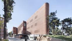 Central Canteen of Tsinghua University / SUP Atelier + School of Architecture Tsinghua University
