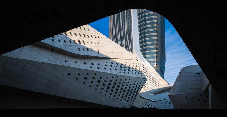 Un vistazo al Centro Olímpico de la Juventud diseñado por Zaha Hadid Architects en Nanjing, © Khoo Guo Jie