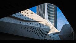 Un vistazo al Centro Olímpico de la Juventud diseñado por Zaha Hadid Architects en Nanjing