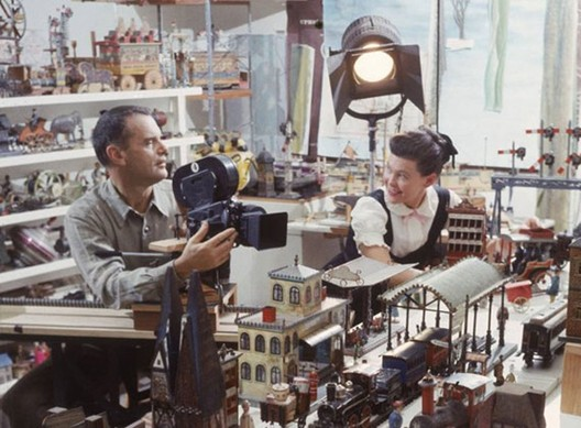 4th Lisbon Architecture Triennale: The Films of Charles and Ray Eames, Courtesy of 4ª Trienal de Arquitectura de Lisboa