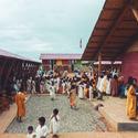 Escola em Chuquibambilla / AMA + Bosch Arquitectos. Image © Paulo Manuel do Vale Afonso