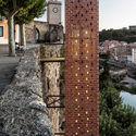 Novo Acesso ao Centro Histórico de Gironella / Carles Enrich. Image © Adrià Goula