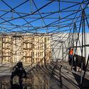 Casa Barrial 11 de Mayo / AL BORDE. Image Courtesy of Trienal de Arquitectura de Lisboa
