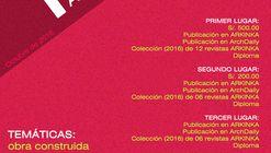 Primer Concurso Nacional de Crítica Arquitectónica / Perú