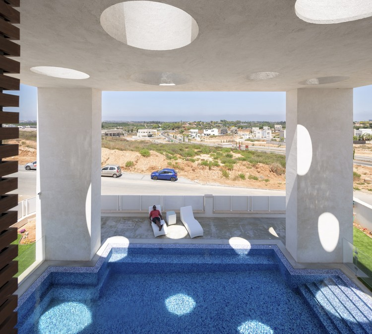 Casa en Irus / Dan and Hila Israelevitz Architects, © Shai Epstein