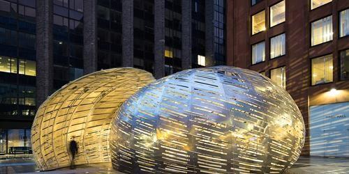 NASA Orbit Pavilion | 2015. Cortesia de The Chicago Athenaeum