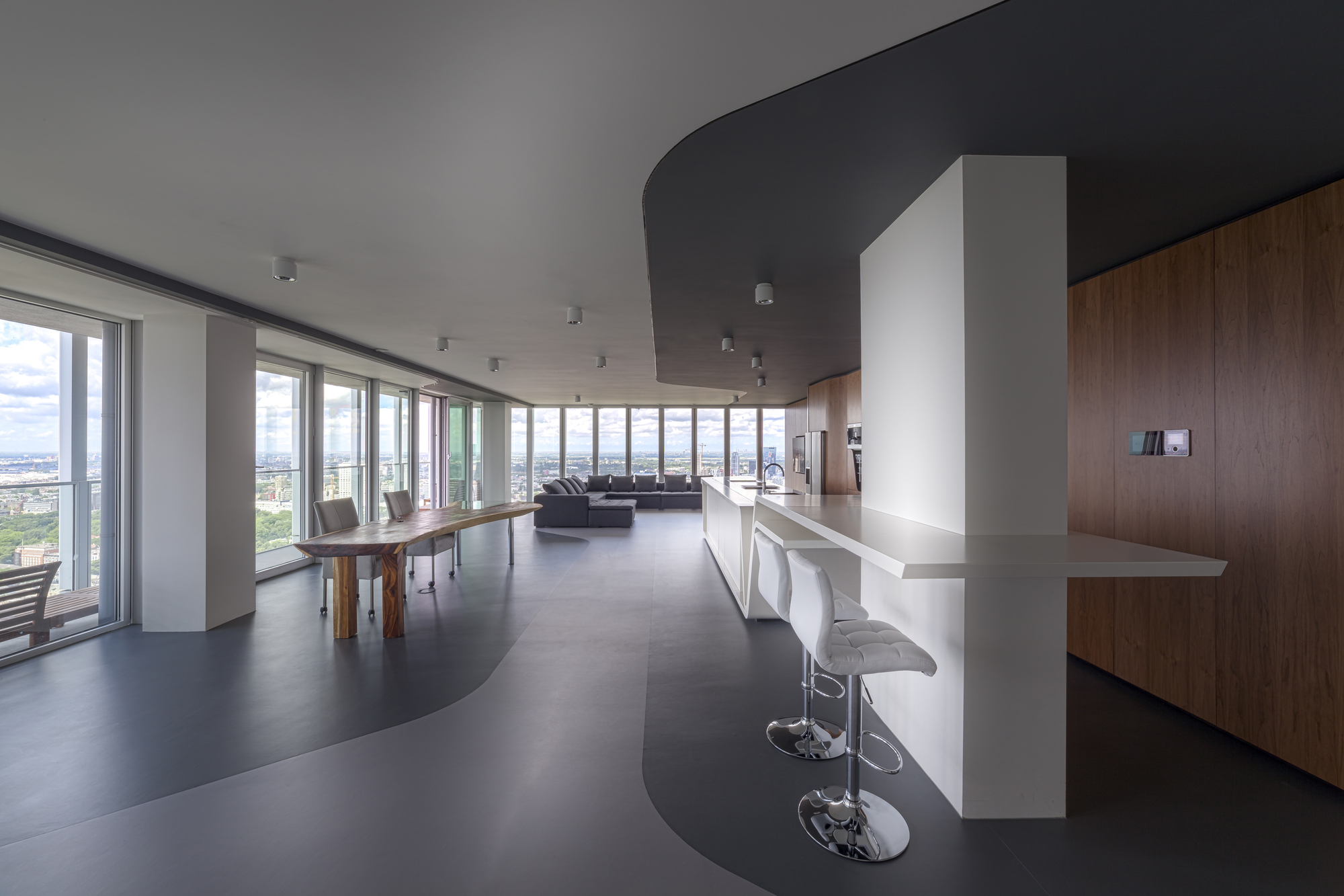 de rotterdam suite 123dv archdaily. Black Bedroom Furniture Sets. Home Design Ideas