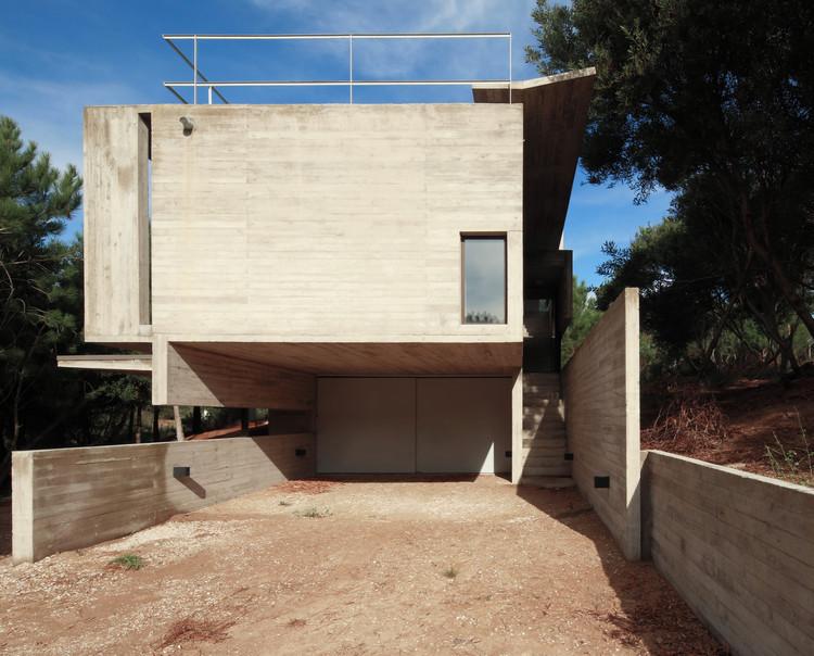 Casa Roland / BAK Arquitectos, © Gustavo Sosa Pinilla