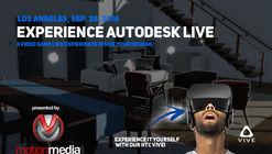 LIVE Design: Step Inside Your Design
