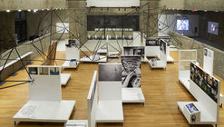 Oskar Hansen: Open Form Exhibition at Yale School of Architecture