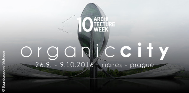 Organic City, 10th Architecture Week Prague: Organic City. Image: Baghdasaryan & Shahoyan