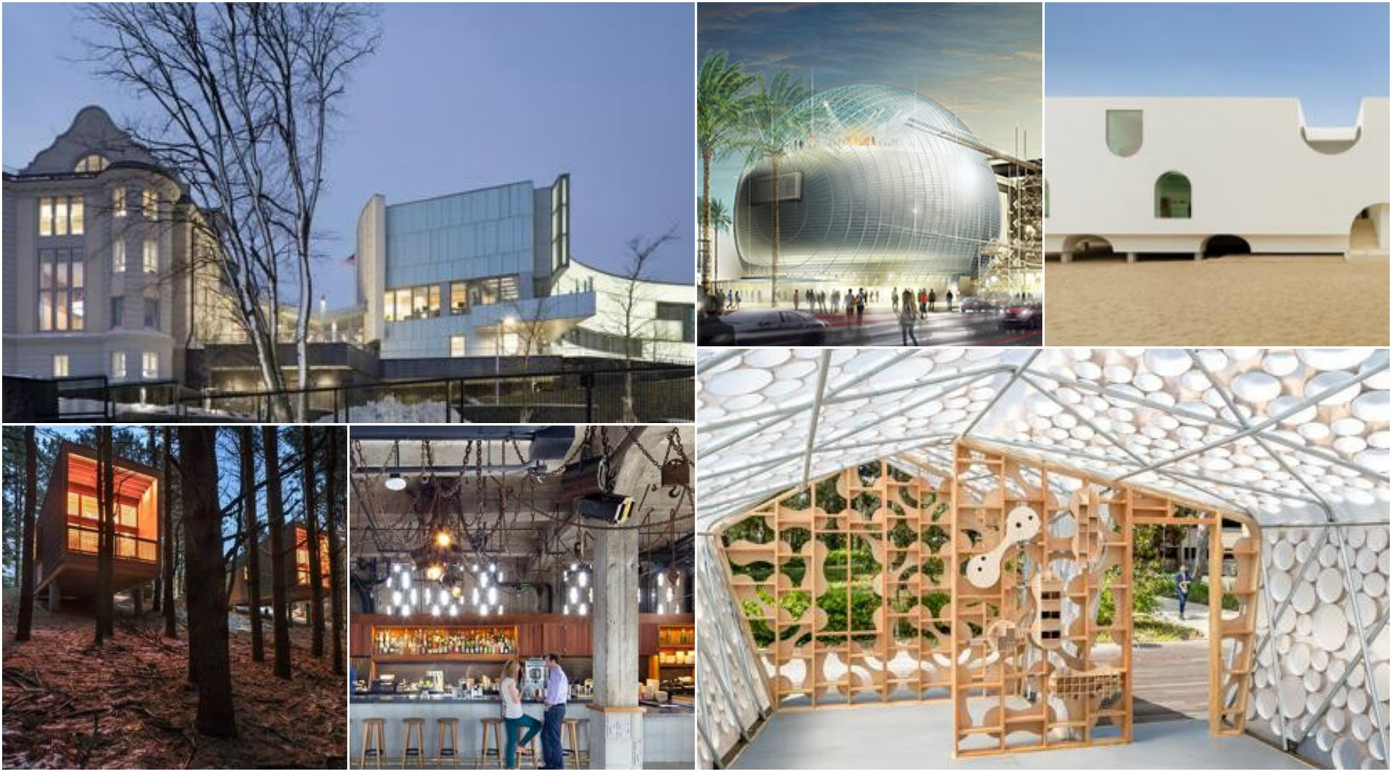 Gallery of 2016 american architecture award winners for Award winning architects