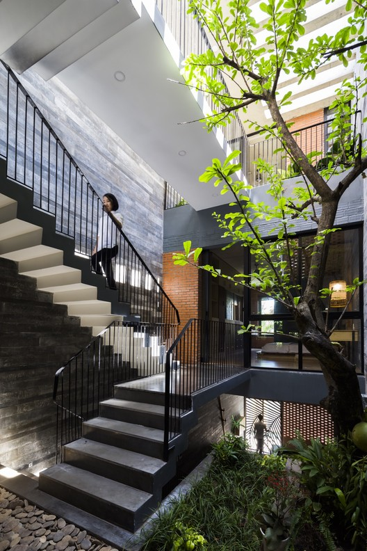 Resort in House / ALPES Green Design & Build, © Hiroyuki Oki