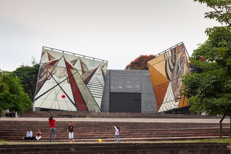 Arquitecta mexicana Frida Escobedo, ganadora del AR Emerging Architecture 2016, La Tallera / Frida Escobedo. Image © Rafael Gamo