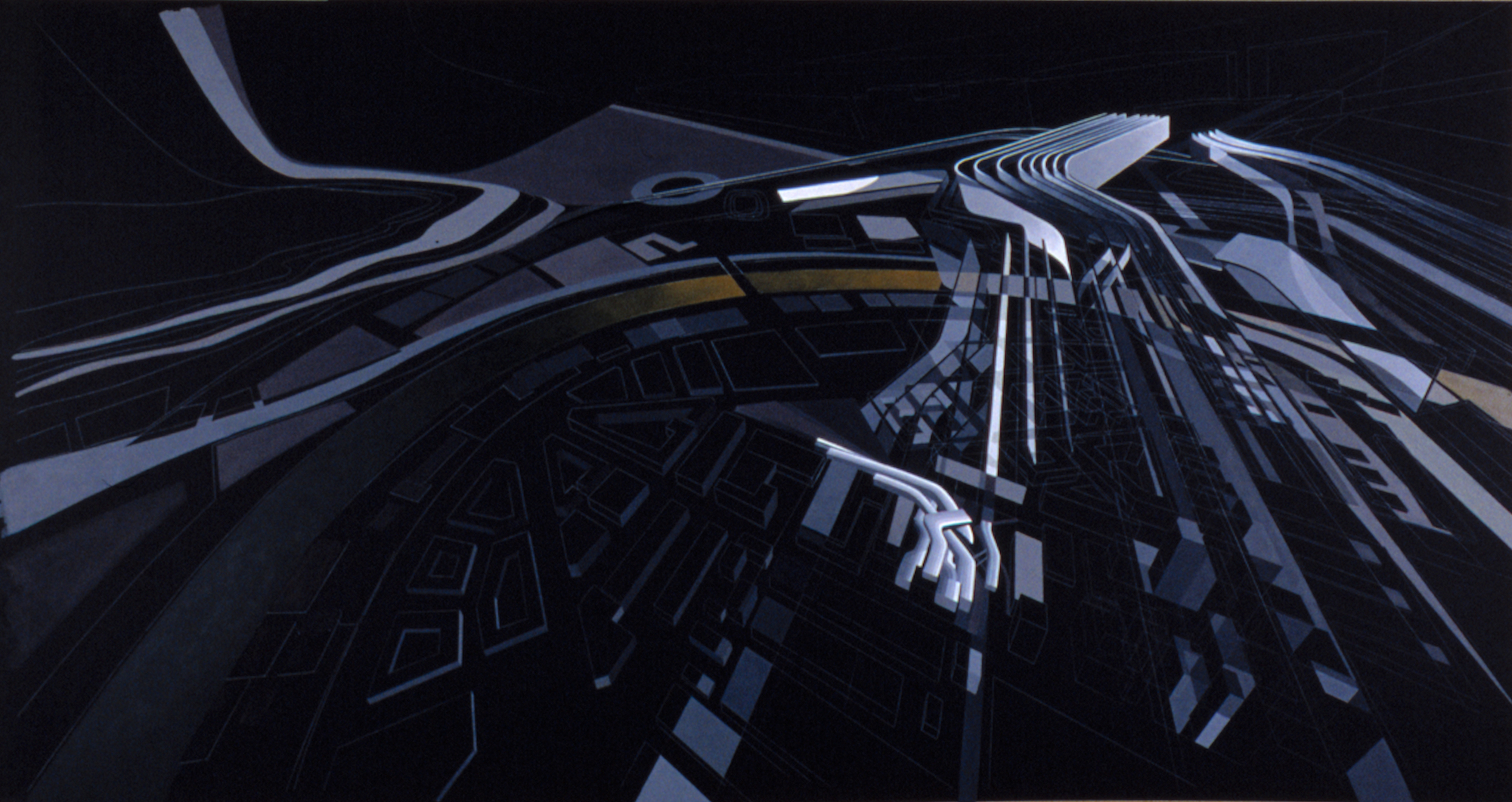 Gallery Of The Creative Process Of Zaha Hadid As Revealed
