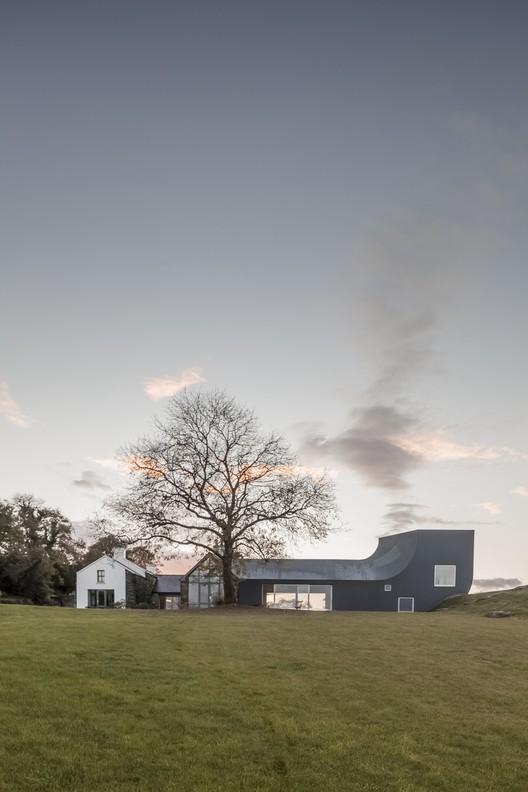 Casa en Irlanda / Markus Schietsch Architekten, © Andreas Buschmann