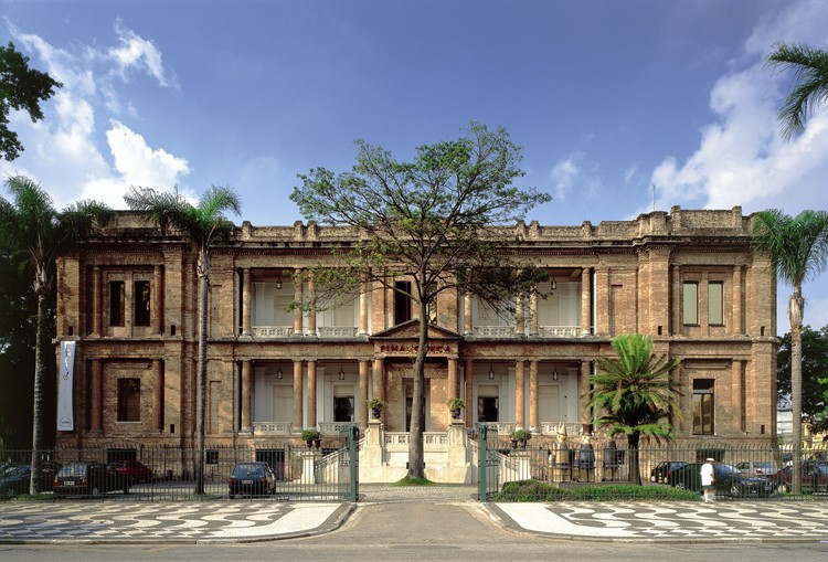 Pinacoteca Estado / Paulo Mendes da Rocha. Image © Nelson Kon