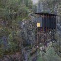Allmannajuvet Zinc Mine Museum / Peter Zumthor