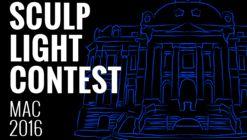Sculp Light: Concurso de ideas para iluminar el Museo de Arte Contemporáneo de Santiago / Schréder