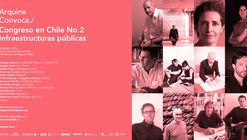 Cecilia Puga, Angelo Bucci y Enrique Norten expondrán en 2a versión del Congreso Arquine en Santiago