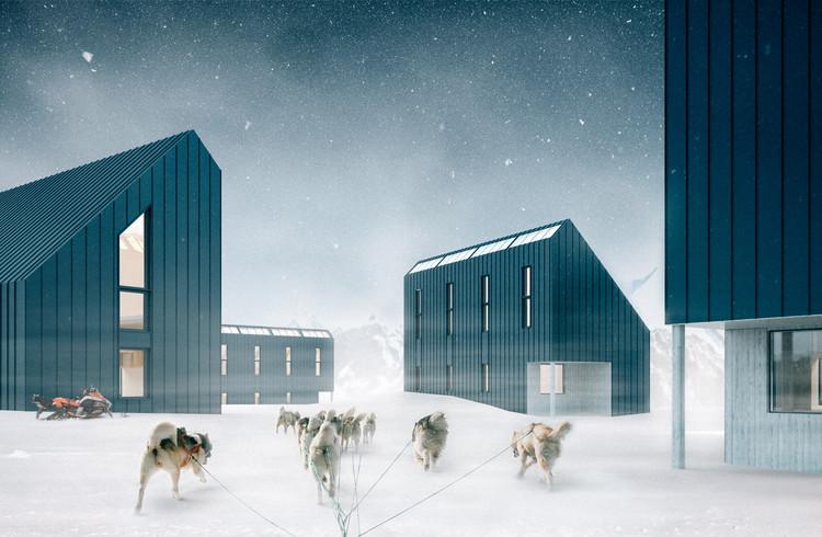 Backcountry Hut Company te permite armar tu propia cabaña prefabricada al aire libre, © Leckie Studio