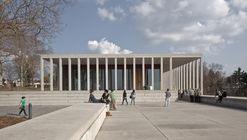 Museo de Literatura Moderna / David Chipperfield Architects