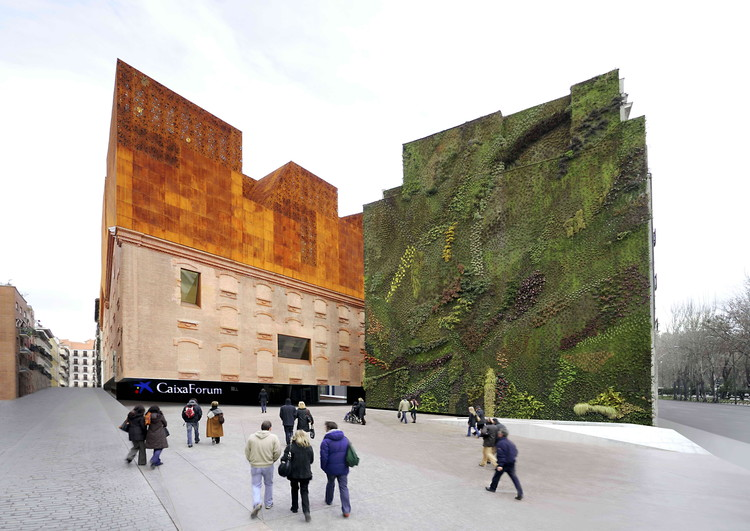 9 obras que deberías conocer en el Open House Madrid 2016, CaixaForum Madrid. Image Cortesía de Pati Nuñez Agency