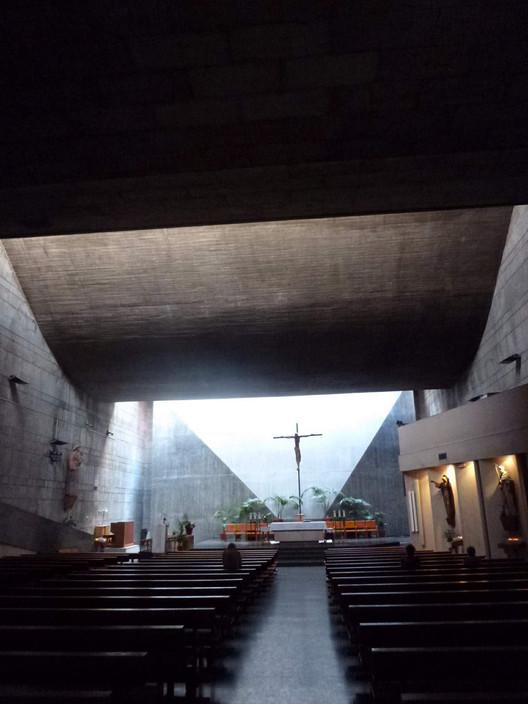 La Iglesia de Nuestra Señora del Rosario de Filipinas. Image © Zarateman