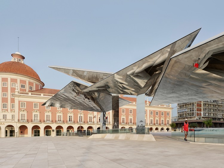 Museo de la Moneda/ Costa Lopes, © Fabrice Fouillet